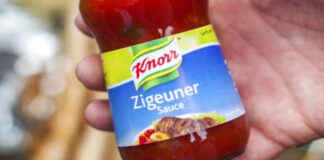 Zigeuersauce Knorr racism in Germany