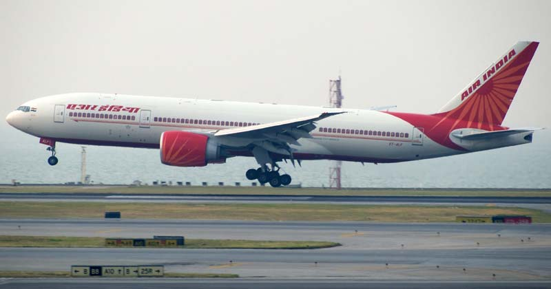 hong kong bans air india for two weeks