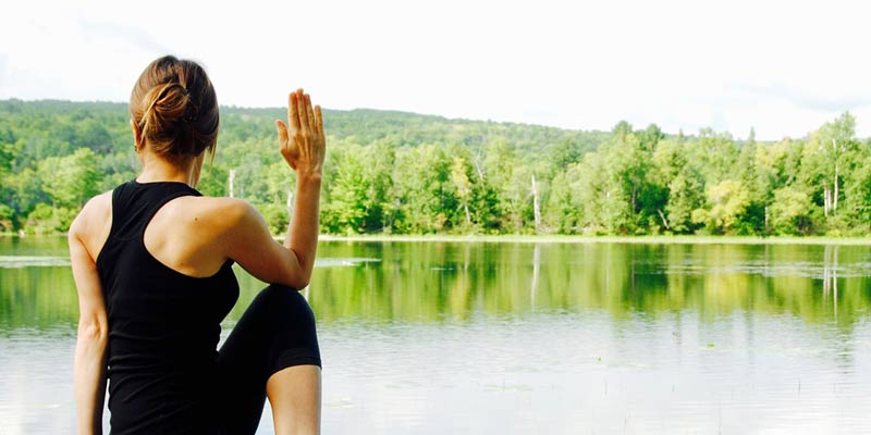 Yoga By The Lake | 3 Benefits Of Pilates