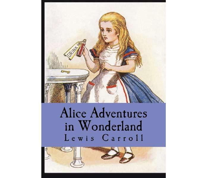 Alice Adventures In Wonderland | Best Fantasy Books