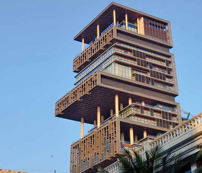 Antilia | Most Expensive Houses In The World