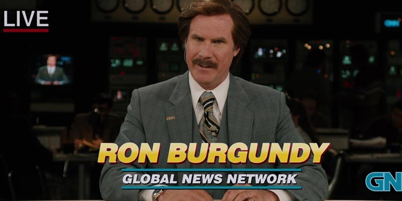 Anchorman | Best Comedy Movies