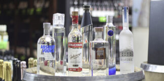 Best Vodka Brands in India
