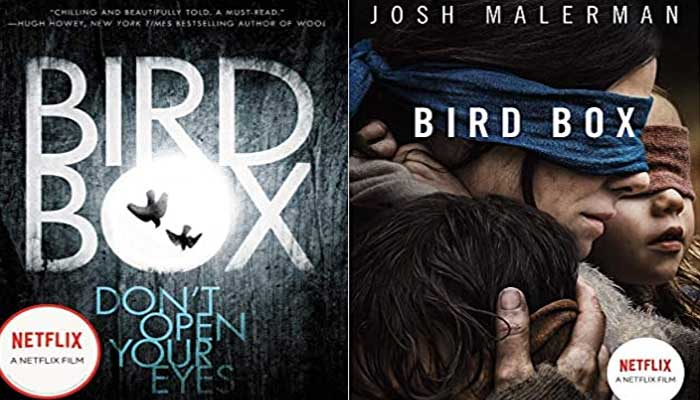 Bird Box by Josh Malerman | Best Thriller Crime Novels