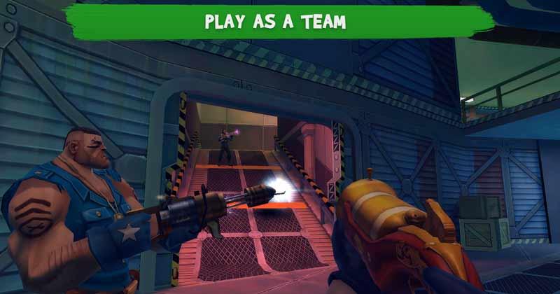 Blitz Brigade | Games Like PUBG
