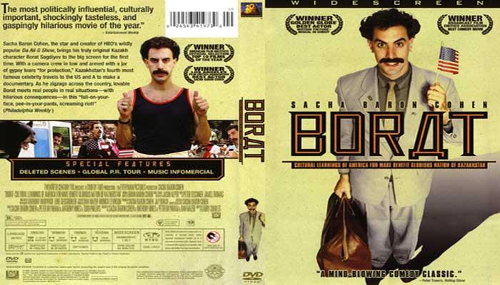 Borat Movie | Best Comedy Movies