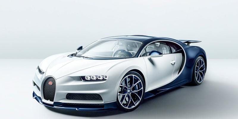 Bugatti Chiron | Fastest Cars In India