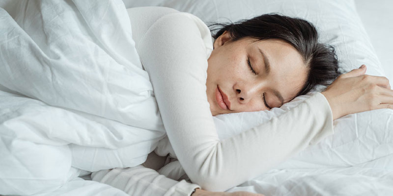 Sleeping Lady | Home Remedies For Dizziness