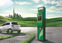 Dubai QR Enabled Charging Stations
