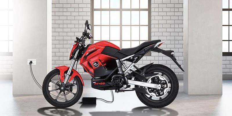 Revolt Motors RV 400 | Best Electric Bikes India