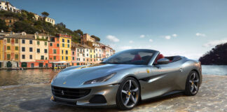 Ferrari Portofino 2020