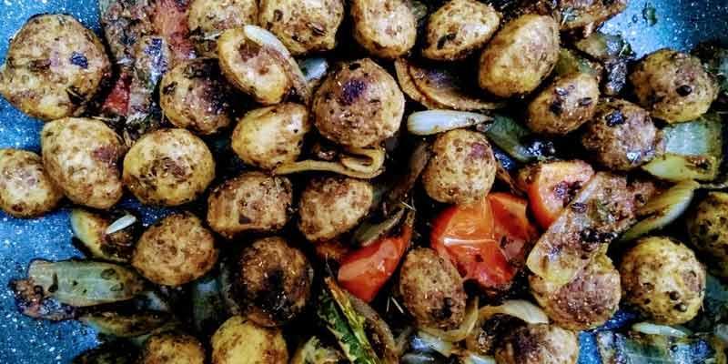 Cooked Soya Chunks | Health Benefits of Soya Chunks