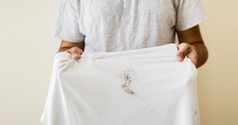 How To Remove Stains From Clothes