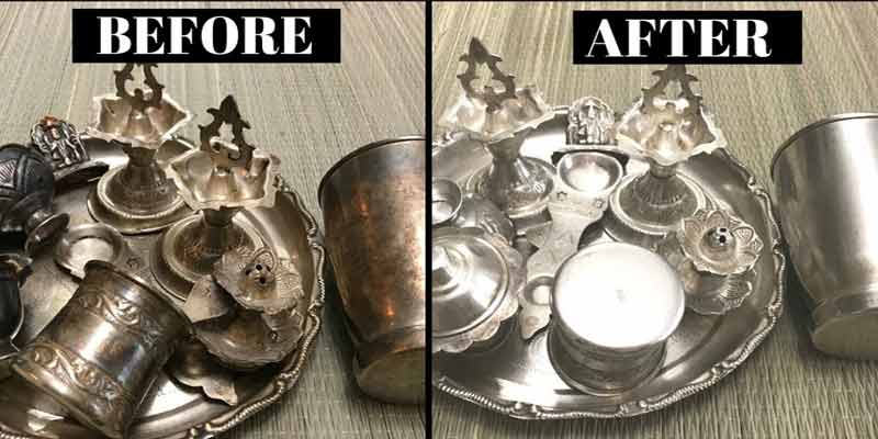 How to Clean Silver At Home