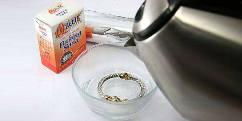 How to Clean Silver with Baking Soda
