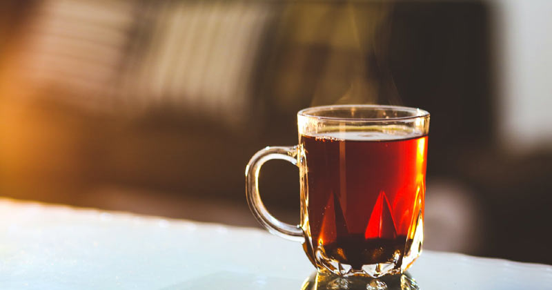 Cup of Basil Tea | How to Cure Sore Throat