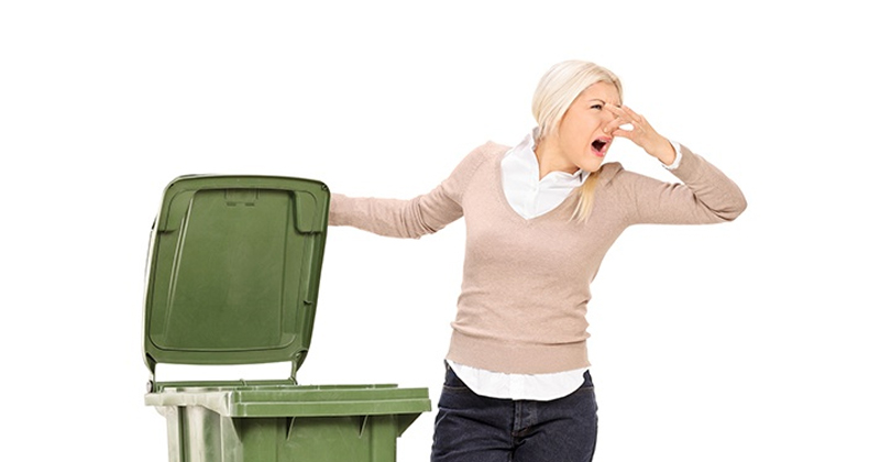 How to Keep the Trash Can Smell-Free