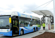 Hydrogen Powered Buses Denmark