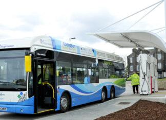 Hydrogen Powered Buses Denmark