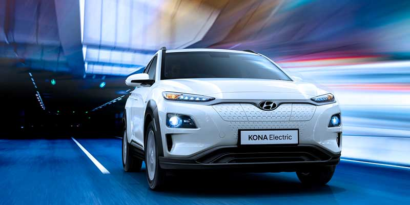Hyundai Kona | Electric Cars on Sale in India