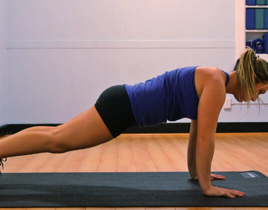 Isometric Exercises At Home