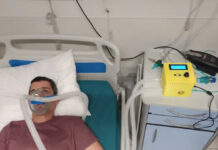 Israeli hospitals New Ventilators