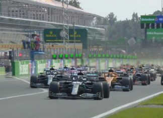 Italian Grand Prix   Mercedes