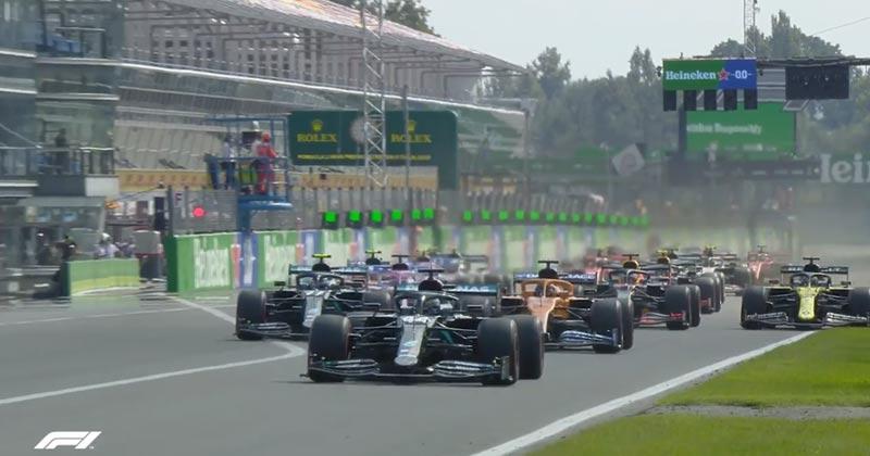 Italian Grand Prix | Mercedes