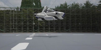 Japanese Flying Car