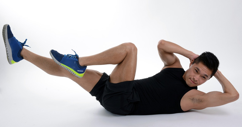 Lower Abdominal Exercises | Lower Abs Exercises