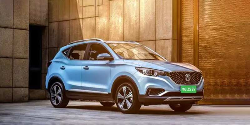 MG ZS EV | Best Electric Cars In India