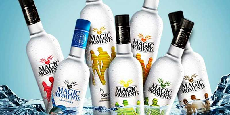 Magic Moments | Best Vodka Brands In India