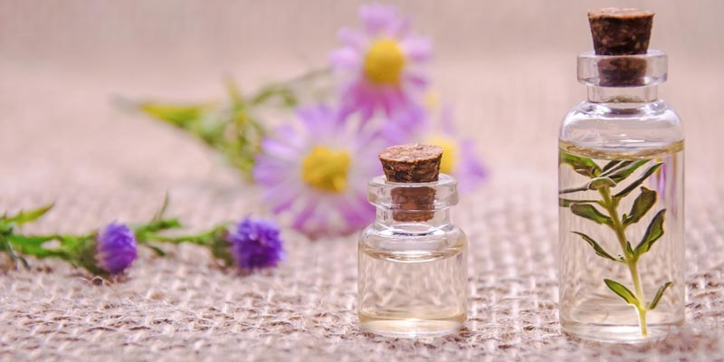 Essential Oils | How To Make Homemade Perfume