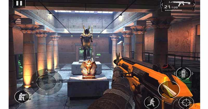 Modern Combat 5 | PVE Games Android