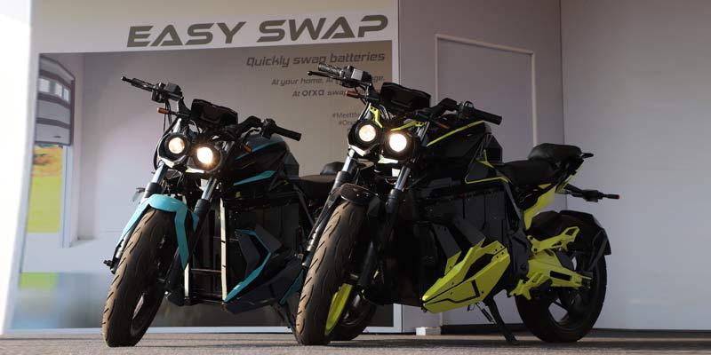Orxa energies- Mantis | Best Electric Bikes in India
