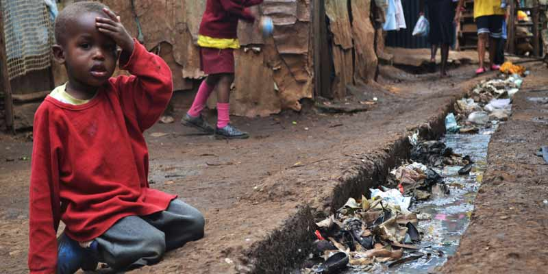 Slum Kid | Poorest Countries In The World 2020