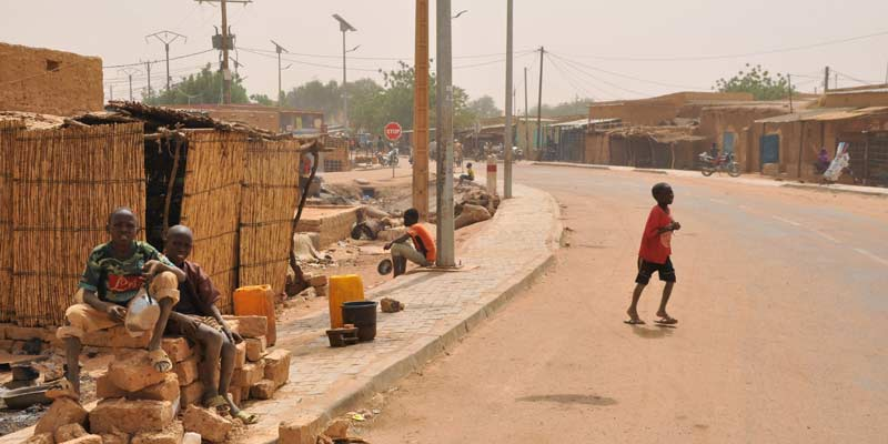 Niger Slums | Poorest Countries In The World