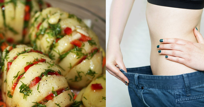 Potato for Weight Loss