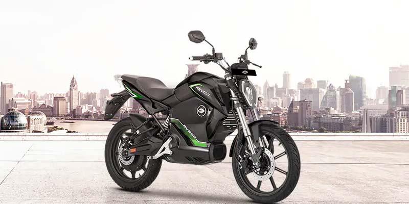 Revolt RV | Best Electric Bikes in India