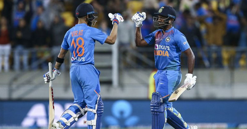 Sanju Samson's Chat With Virat Kohli That Bettered His Approach About Cricket