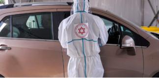 lockdown in Israel