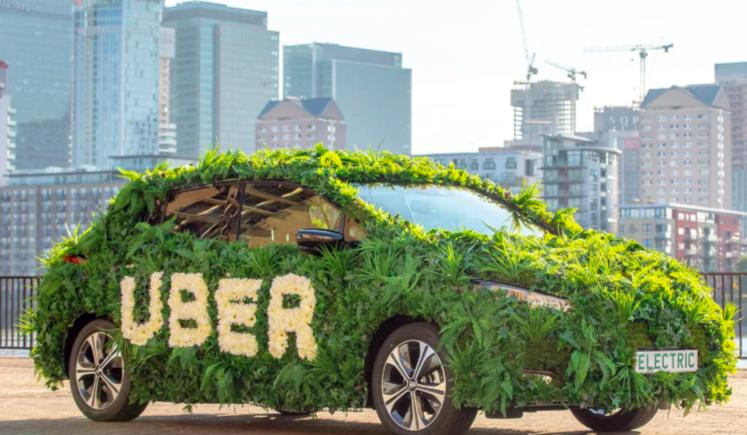 Berlin   Uber Green