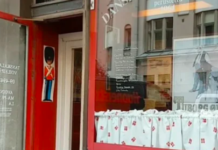 Finland's smallest restaurant