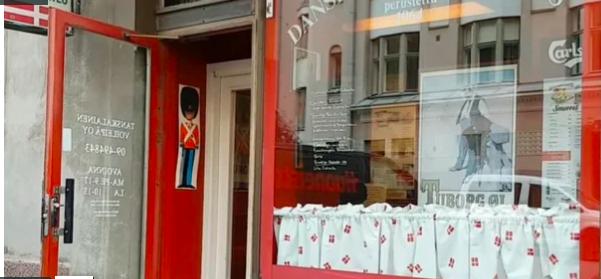 Finland's smallest restaurant