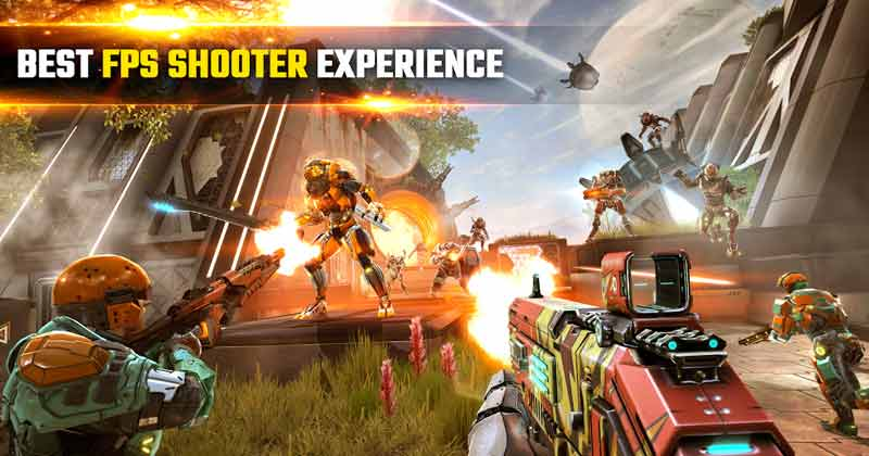 Shadowgun Legends | PVE Games Android