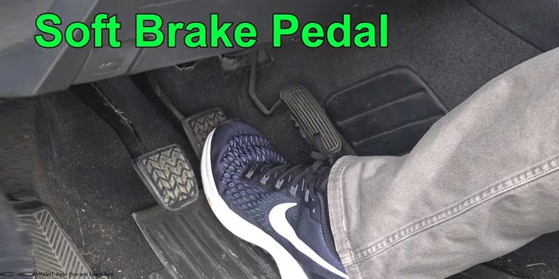 Soft Brake Pedal Problem | Signs of Car Brake Problems