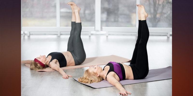 Straight Leg Raise | Lower abs exercises