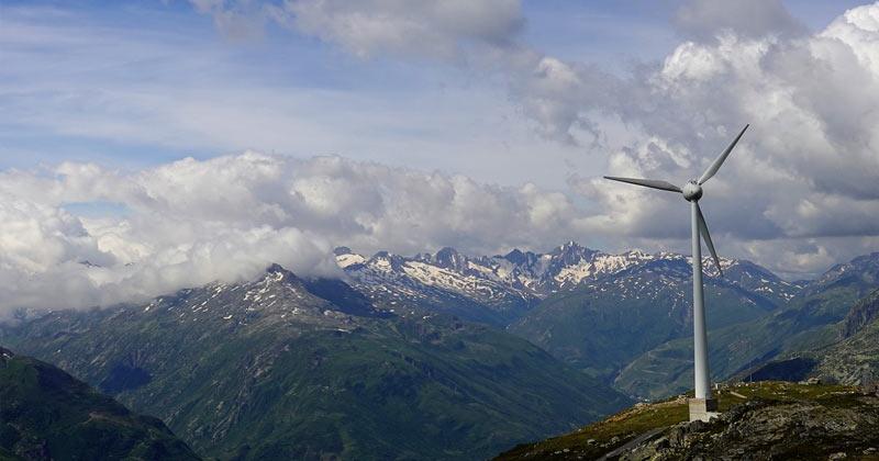 Switzerland Green Energy