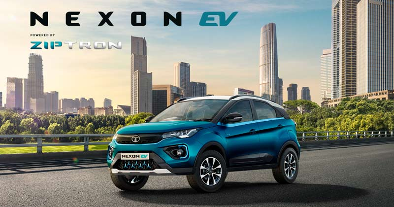 Tata Nexon EV | Best Electric Cars In India