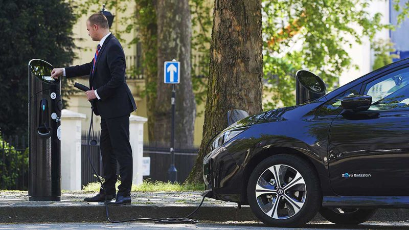 Total acquisition EV charging network | Total acquires London-based EV charging network
